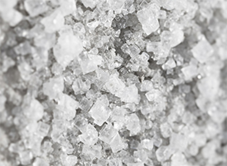 Salt crystallization