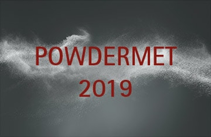 POWDERMET 2019 in Phoenix, AZ