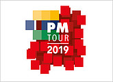 Particle Measurement Tour 2019 logo