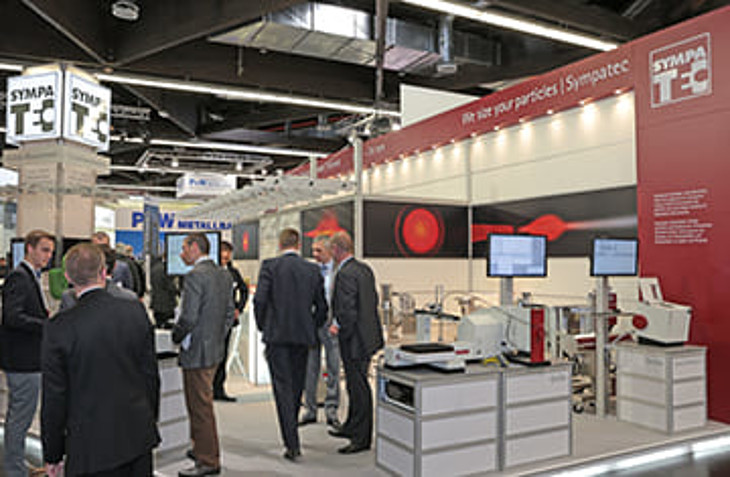 Meet us @ POWTECH 2019