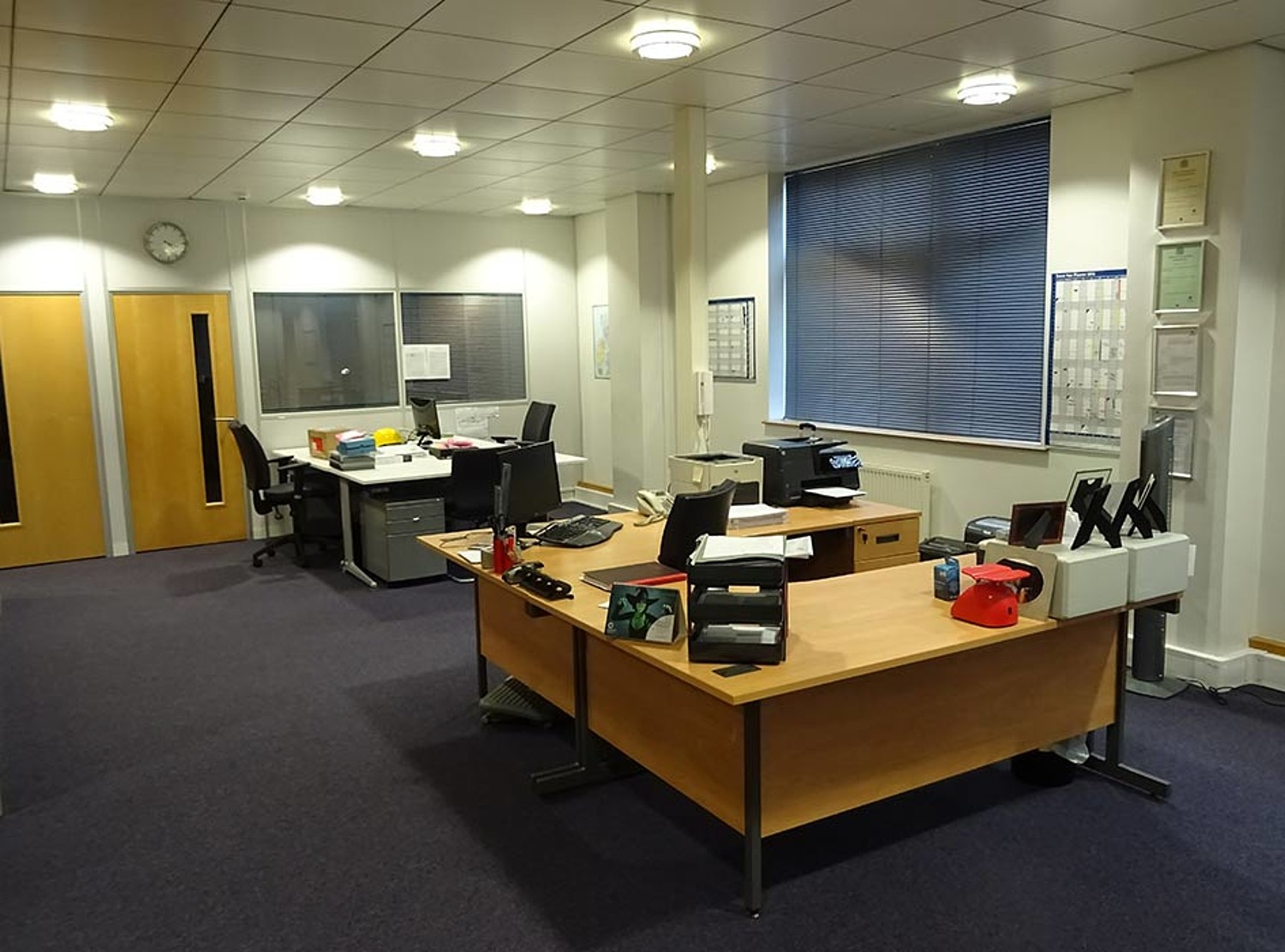 Bury Office 2