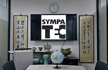 Sympatec sales office for Korea in Seoul